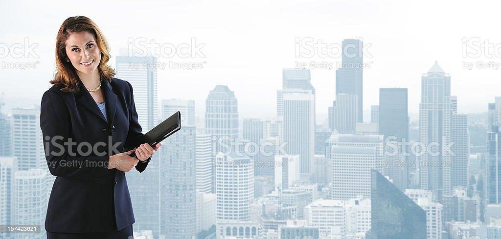 Urban Professional stock photo