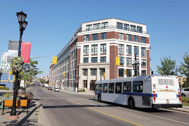 Urban öffentlichen Nahverkehr – Foto