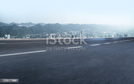 520881658 istock photo Urban road skyline and architectural landscape 1250170661