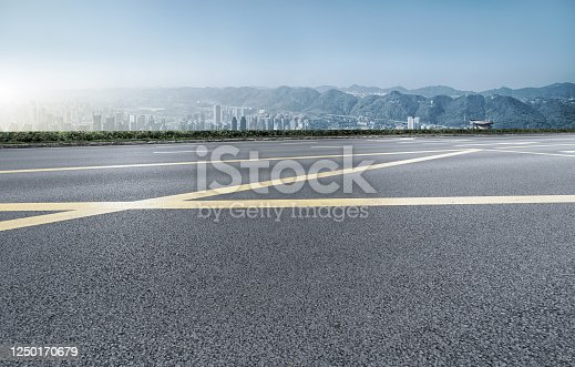 520881658 istock photo Urban road skyline and architectural landscape 1250170679