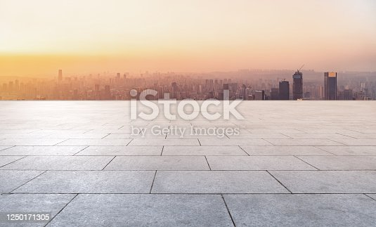 520881658 istock photo Urban road skyline and architectural landscape 1250171305