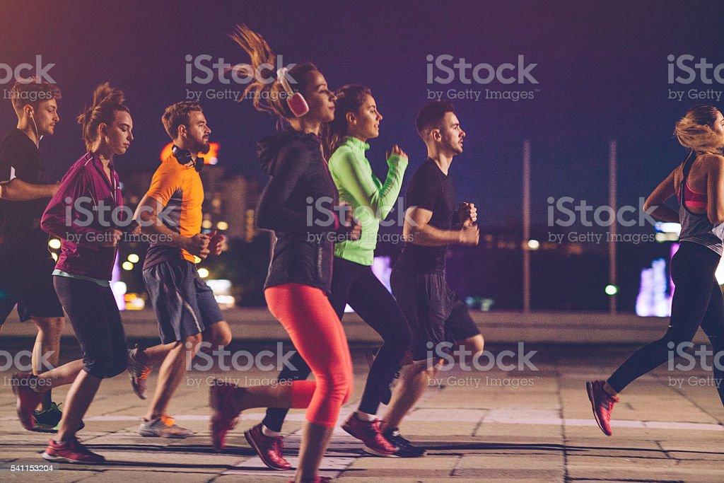 Urban Läufer – Foto