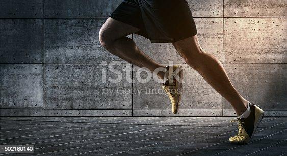 istock Urban running 502160140