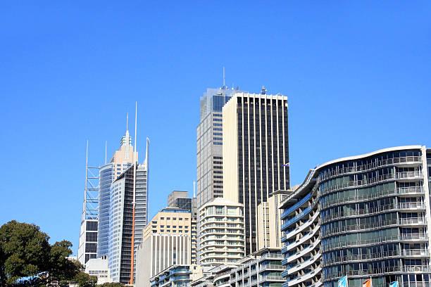 Urbane Szene in Sydney – Foto