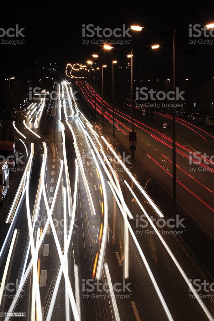 urban stripes royalty-free stock photo