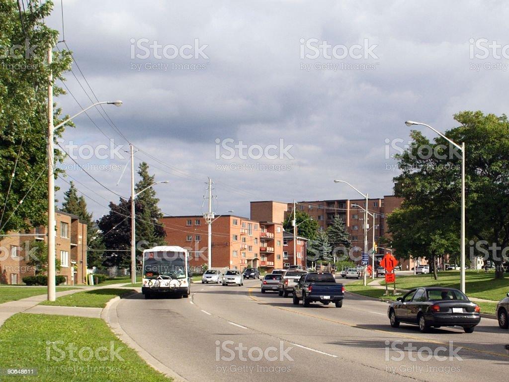 Urban Travel stock photo