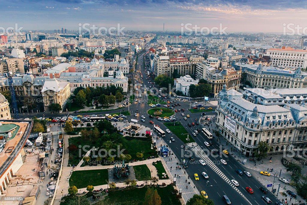 Urban view foto