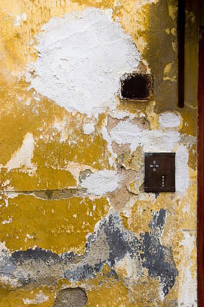 Urban Wall Grunge stock photo