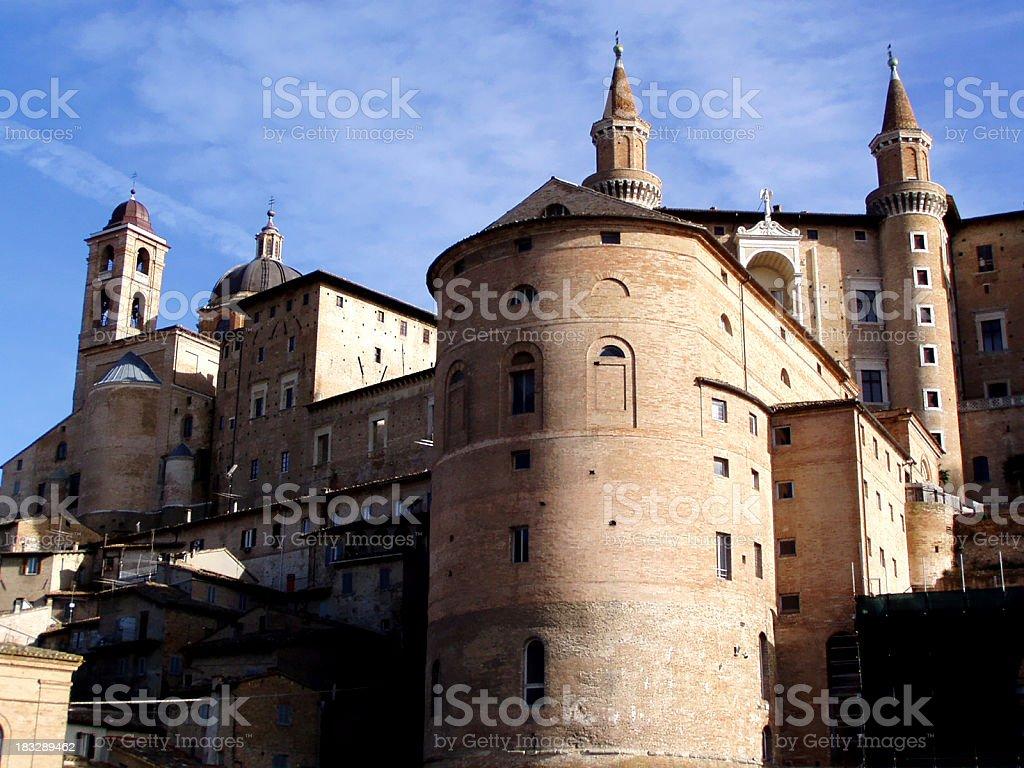 Urbino, Italy stock photo
