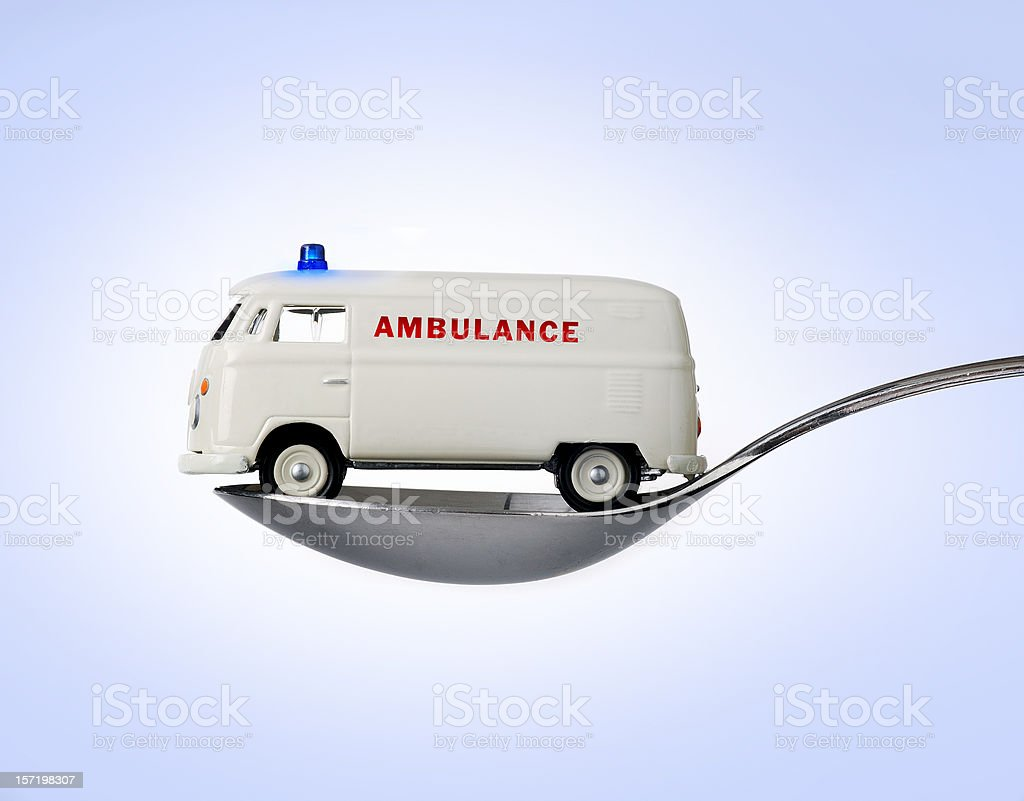 urgent medicine royalty-free stock photo