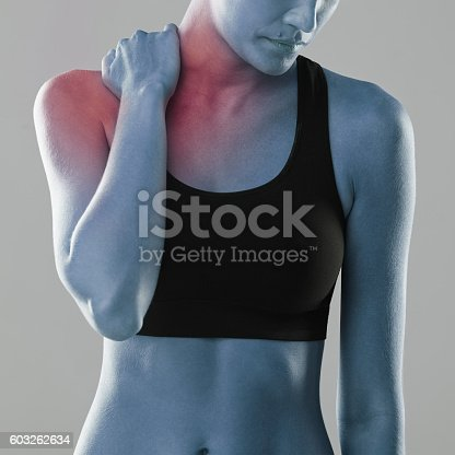 istock Urgent relief is needed for this pain 603262634