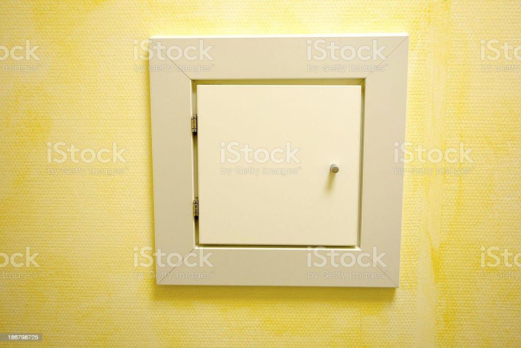 Urine handover royalty-free stock photo