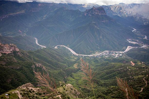 Urique Canyon. Cooper Canyon