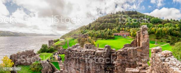Urquhart castle ruins at the shore of loch ness scotland picture id1071907002?b=1&k=6&m=1071907002&s=612x612&h=ourr0ss awh8oyed0ichpgykxzw1 mqaobpautbbjzu=