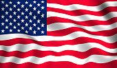usa flag symbol of America