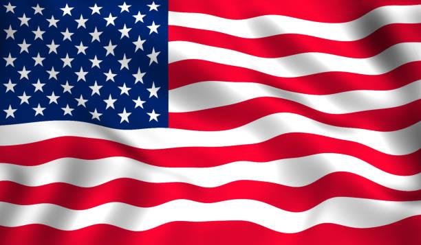 usa flag symbol of america - american flag stock pictures, royalty-free photos & images