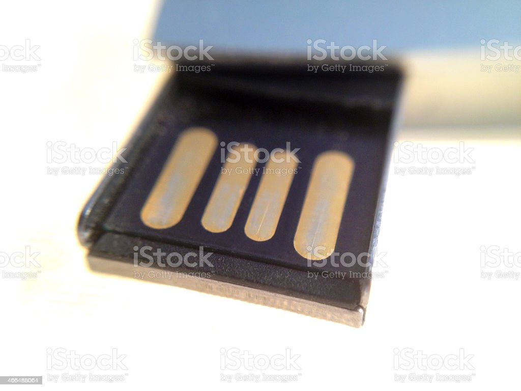USB-Stick stock photo