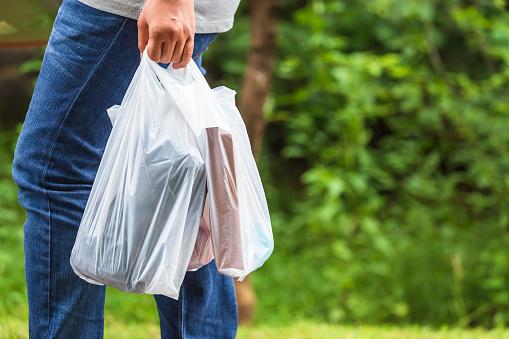 Use Plastic Bags