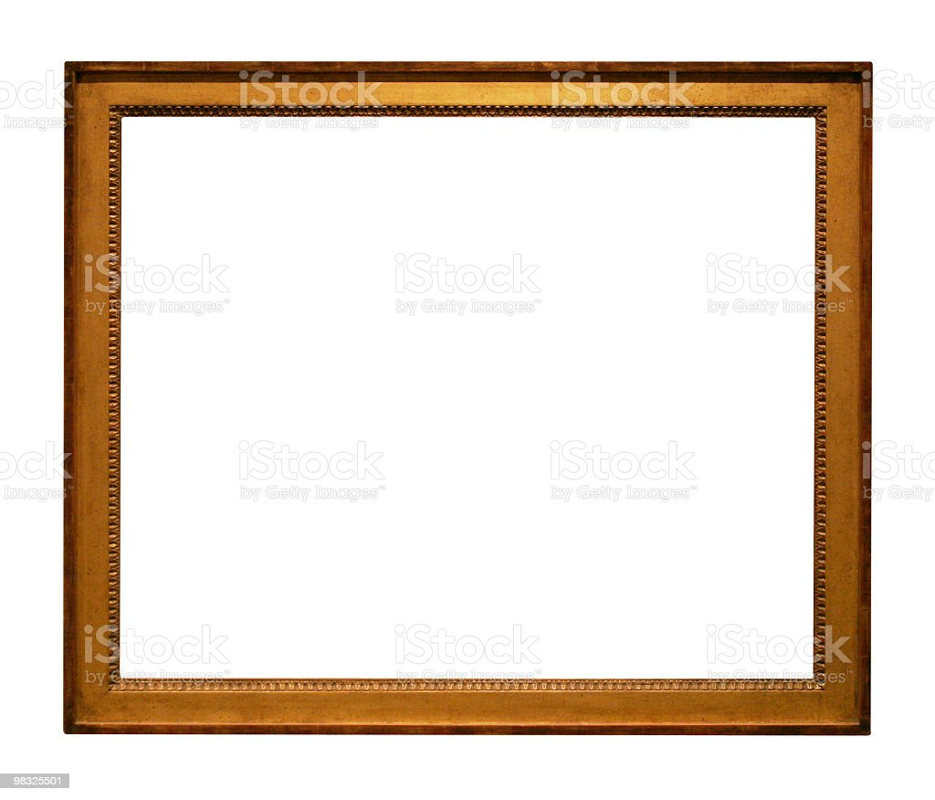 Use this frame in your design royalty-free stock photo