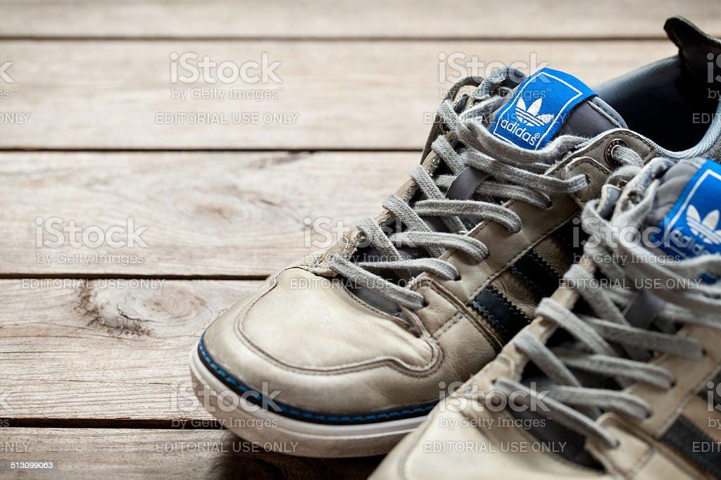 Und Istock Bilder Von Adidas Mehr Stockfoto Schuhe Verwendet SzqpUMV
