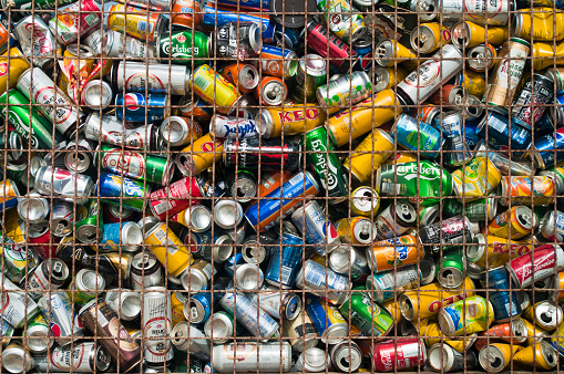 istock used cans in metal crate 498885101