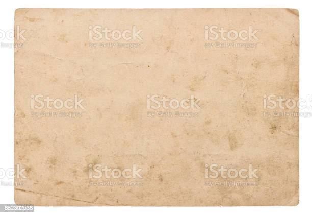 Used paper sheet isolated white background vintage cardboard picture id882302538?b=1&k=6&m=882302538&s=612x612&h=ak g92hxnyomxzz9socj 5digbau40xnbh2hqpz k7y=
