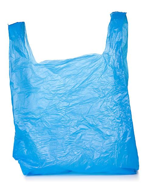 Verwendete Kunststoff-Tasche – Foto