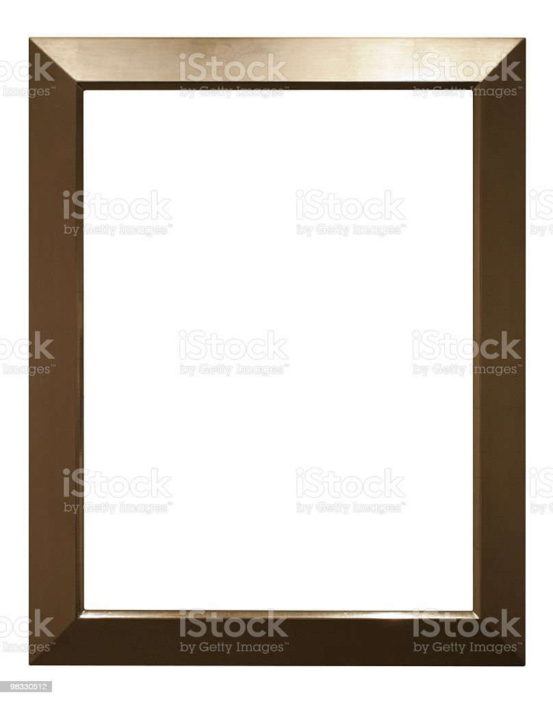 Useful frame for your design royalty-free stock photo