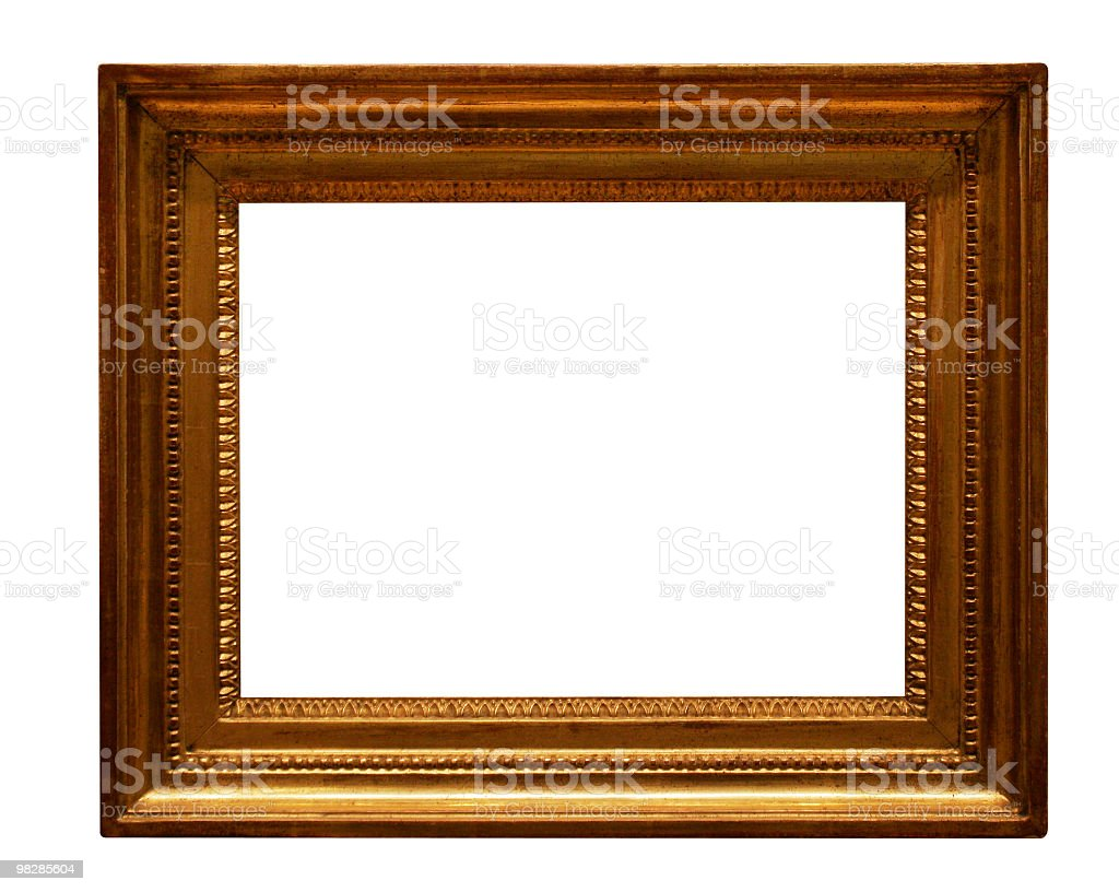 Useful frame to use in your design royalty-free stock photo
