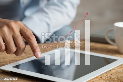 486678786 istock photo Using Digital Tablet 1082353932