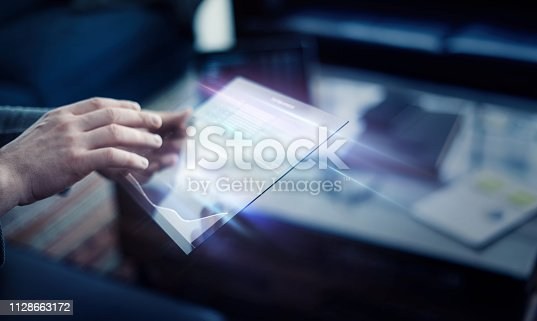 960164282istockphoto Using hi technology digital tablet 1128663172