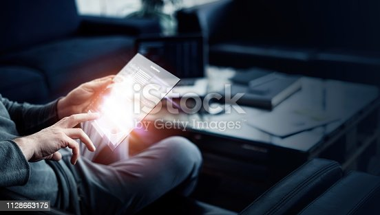 960164282istockphoto Using hi technology digital tablet 1128663175
