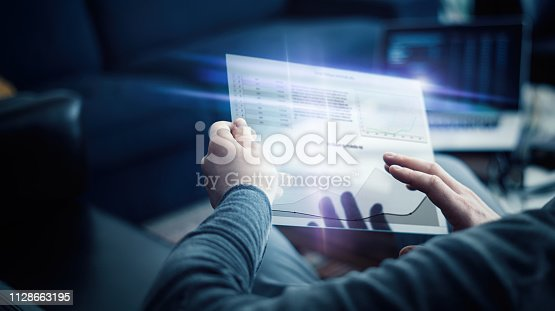 960164282istockphoto Using hi technology digital tablet 1128663195