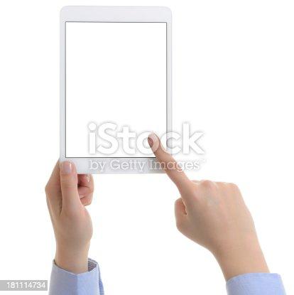 928855610istockphoto Using tablet computer 181114734