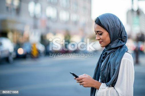 istock Using Technology 865821668