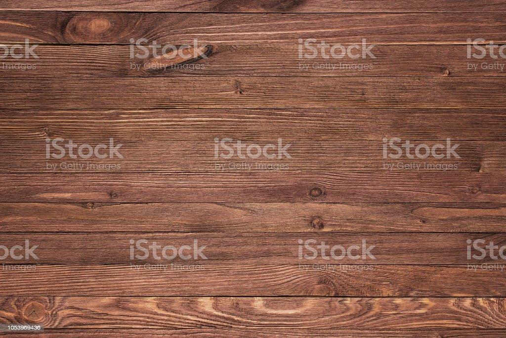 Ustic Plank Holz Diele Kulisse Mit Vignette Stock Fotografie Und