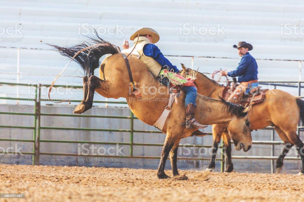 Fotografía de Utah Vaquero Saddle Bronc Bareback Del Montar A ...