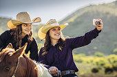Utah Cowgirls friends