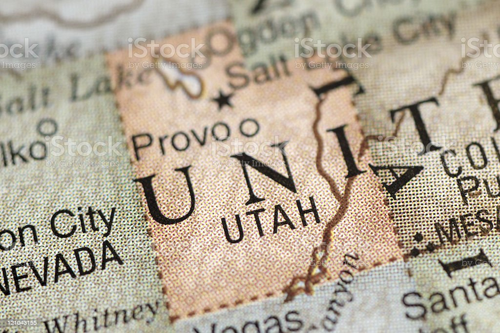 Utah stock photo
