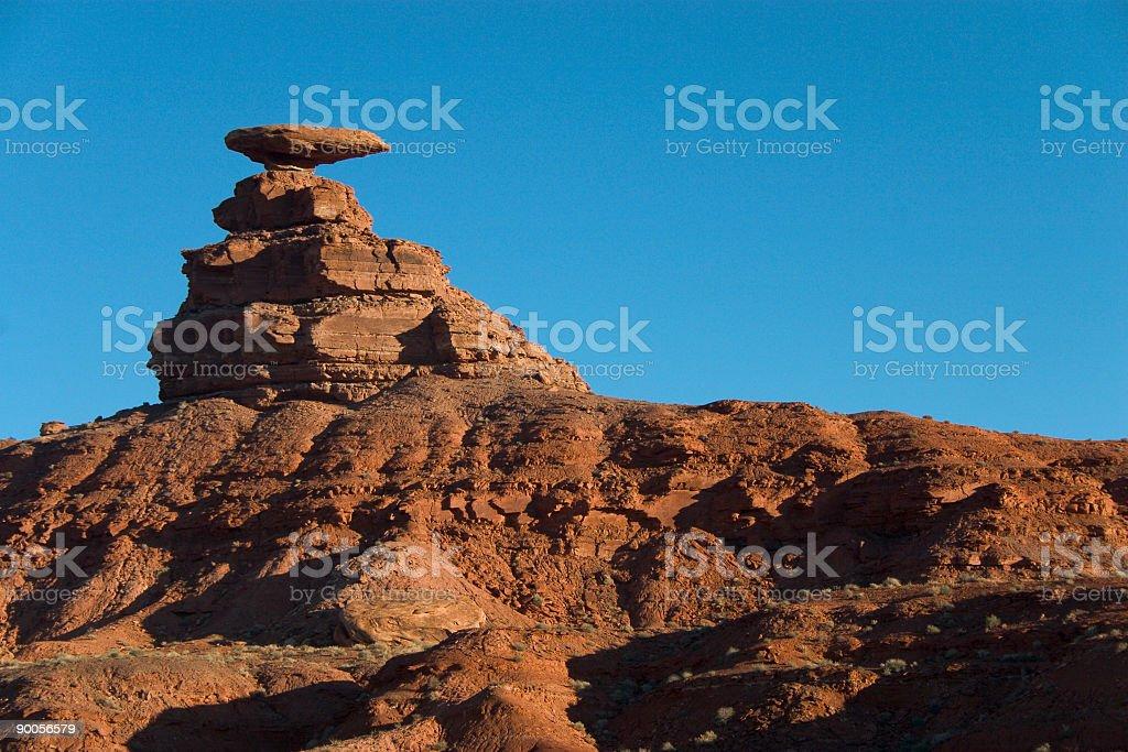 Utah sandstone stock photo