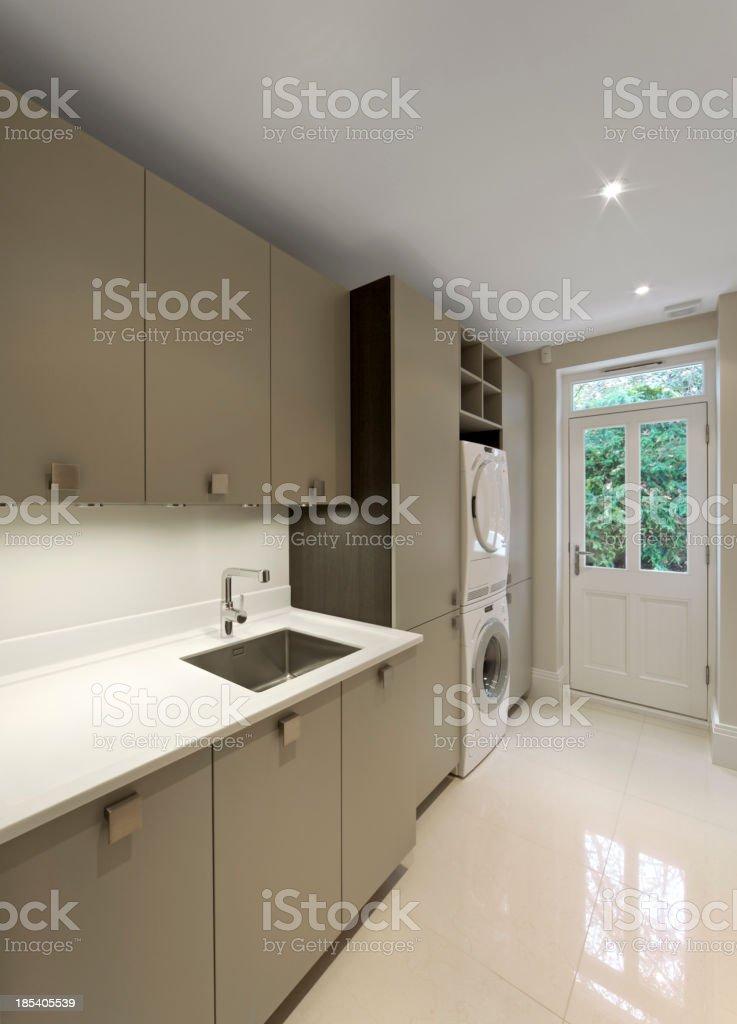 Utility Room royalty-free stock photo