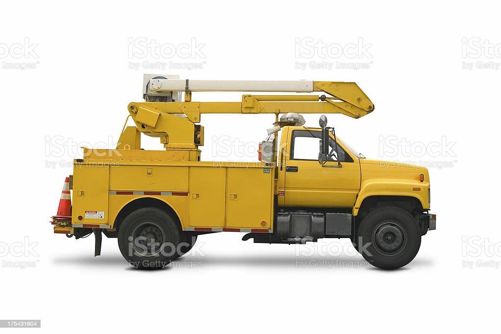 Utility Vehicle stock photo