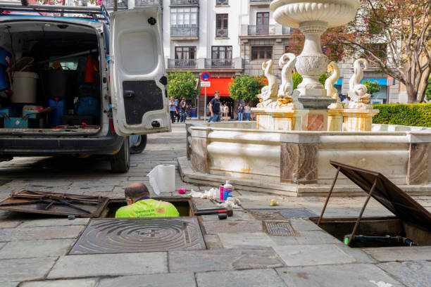 Dienstprogramm Arbeiter, Sevilla – Foto