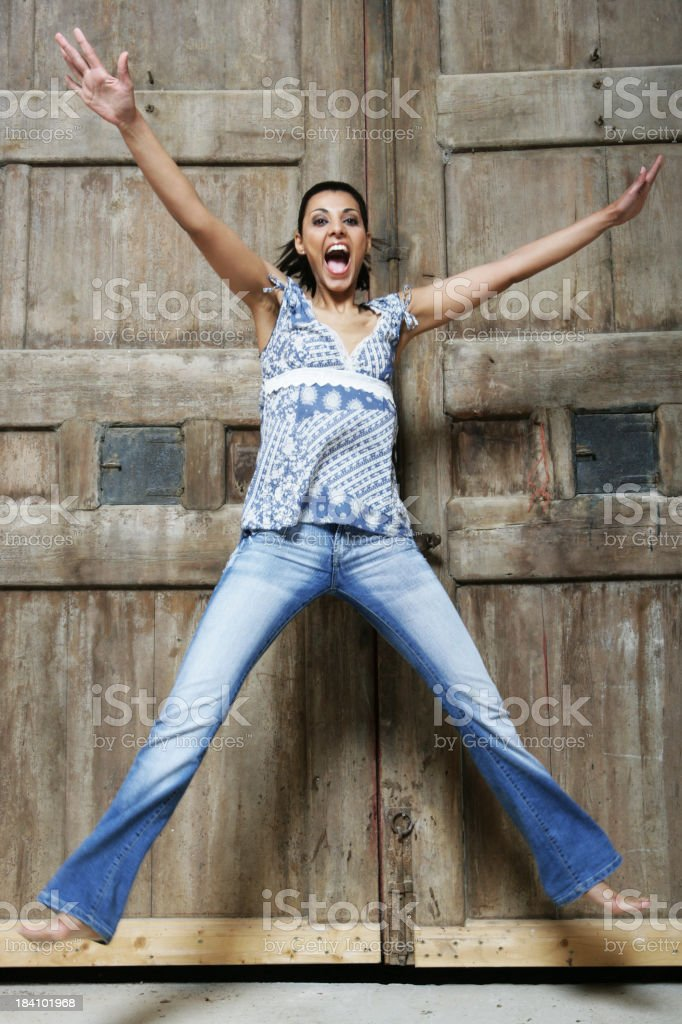 Uuuup! royalty-free stock photo