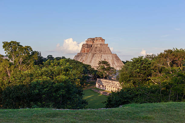 uxmal - uxmal stock photos and pictures