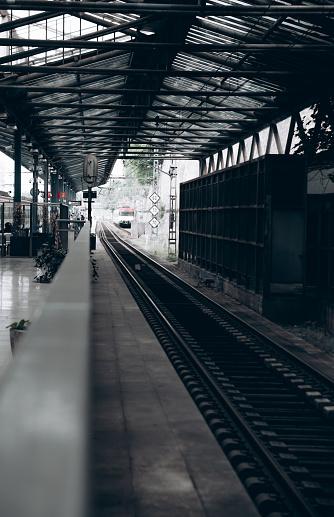 Vía train station