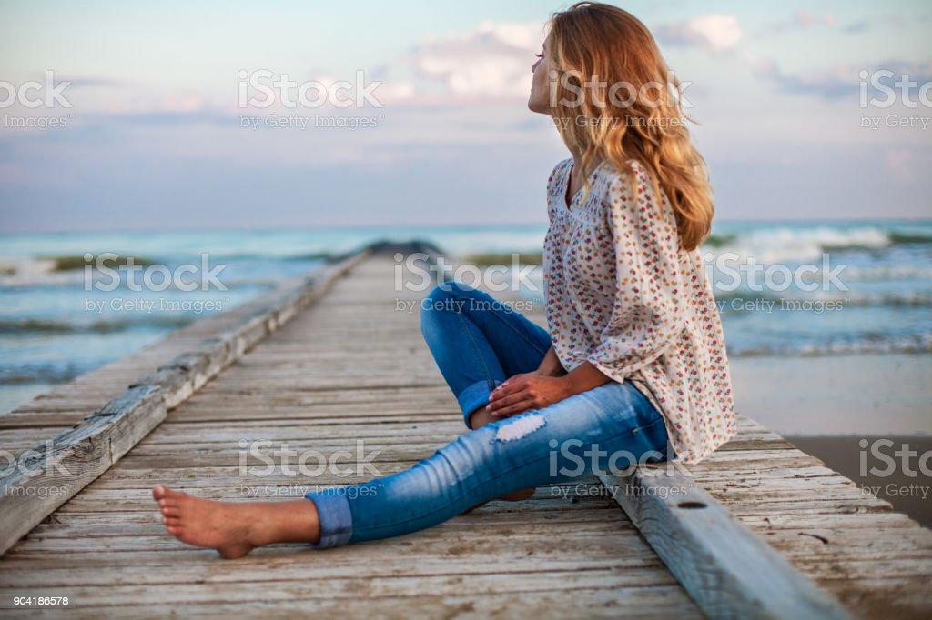 Urlaub am Meer – Foto