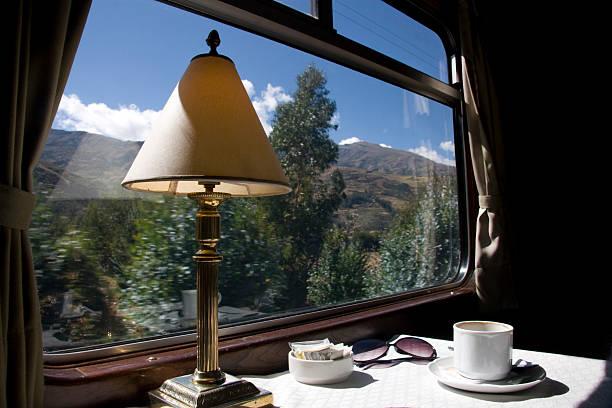 vacation car window - järnvägsvagn tåg bildbanksfoton och bilder