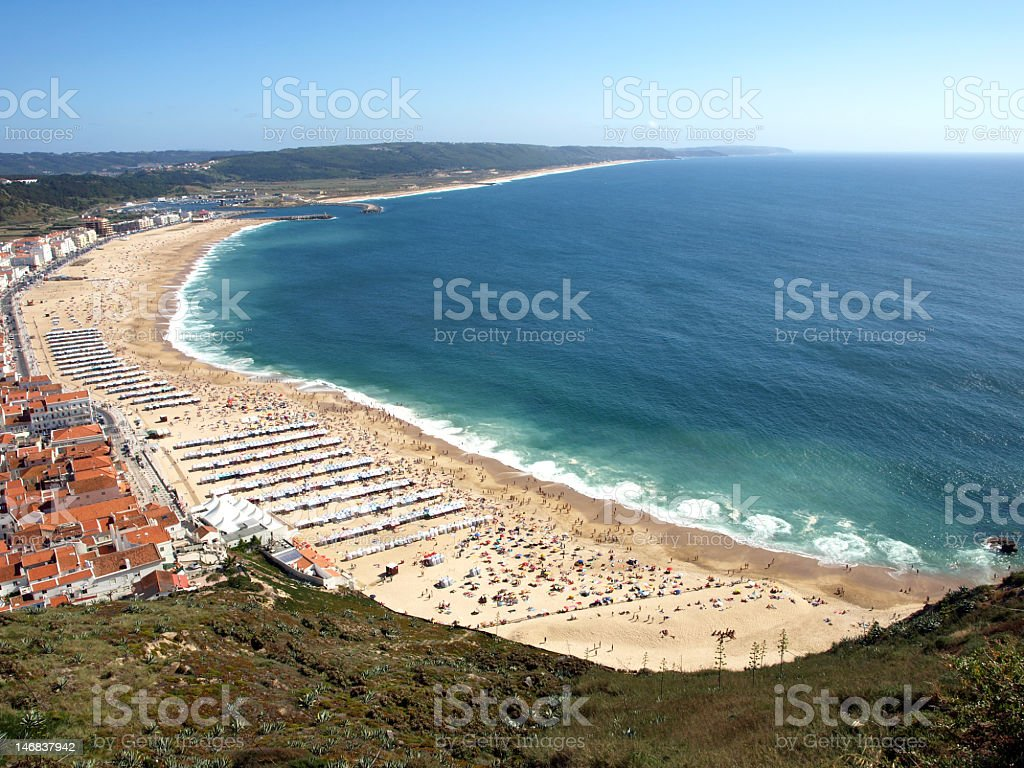 Vacation Destination: Portugal stock photo