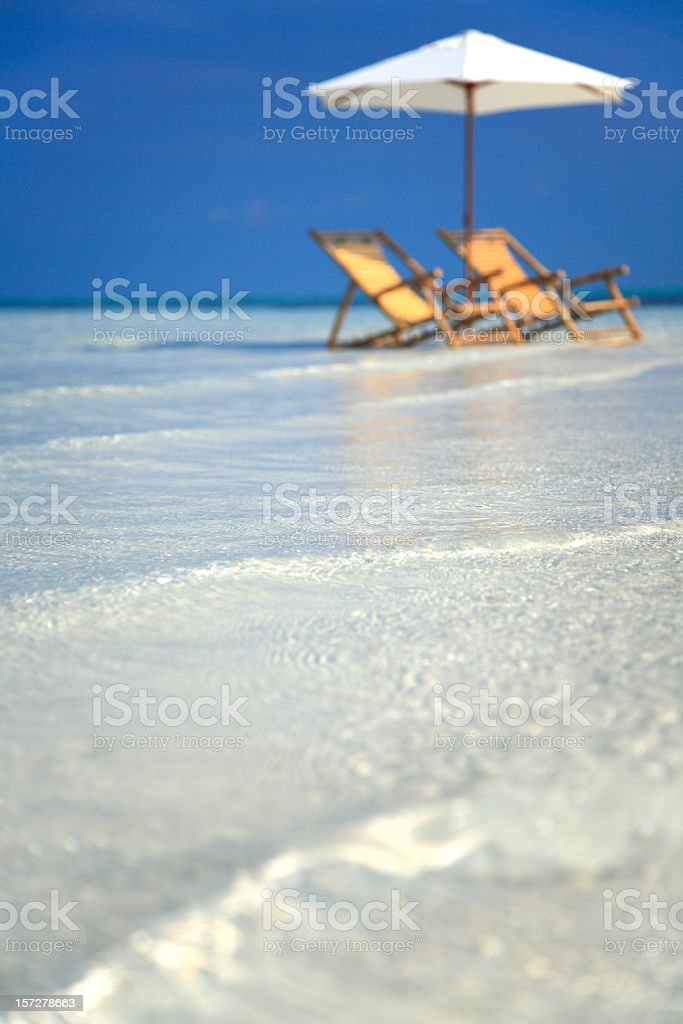 Vacation dreams royalty-free stock photo